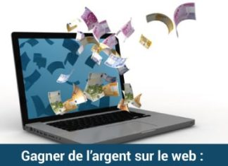 Gagner de l'argent sur le web