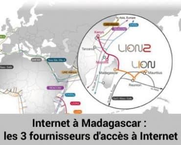 Internet à Madagascar