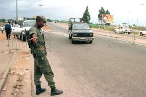 Racket policier à Madagascar