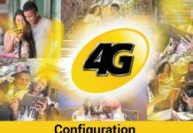 Internet Mobile avec la 4G Telma