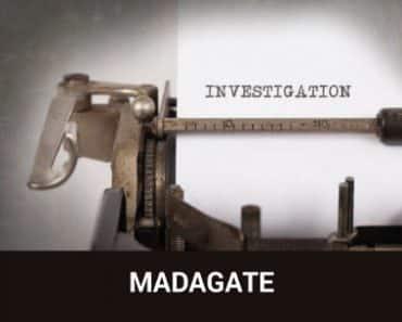 madagate, investigation