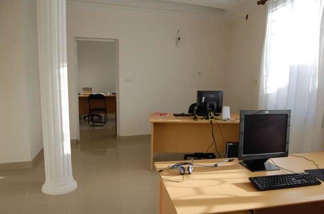 Mes premiers bureaux à Antananarivo, Antsahavola