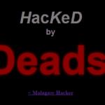 Piratage du site web du Bianco par defacing