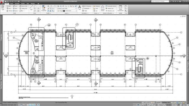 AutoCad logiciel d'architecture