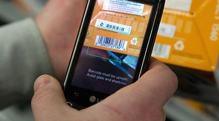Gestion du matériel avec les codes-barres et un smartphone
