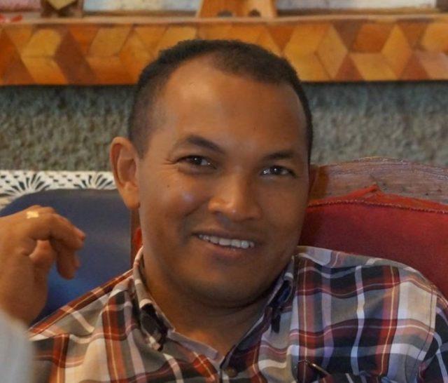 Andry Randriamanamihaja, le fondateur d'Ariary.Net