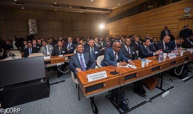 Conférence des bailleurs pour Madagascar à Paris