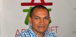 Andry, fondateur de la Fintech Ariary.net