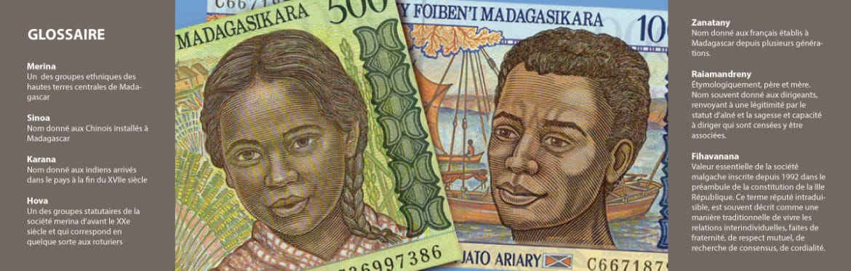 Anciens billets de banque de Madagascar