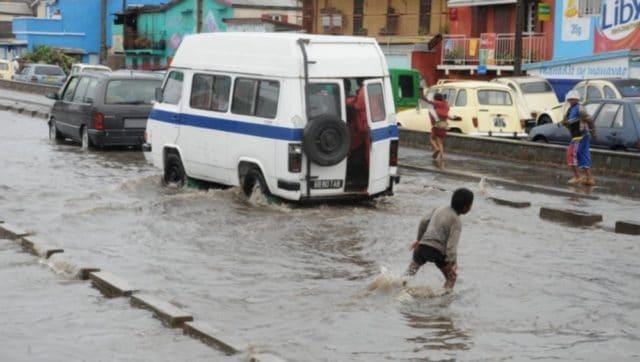 Inondations, un porblème courant à Madagascar, surtout durant la saison cyclonique