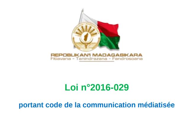 Loi sur la publicité à Madagascar