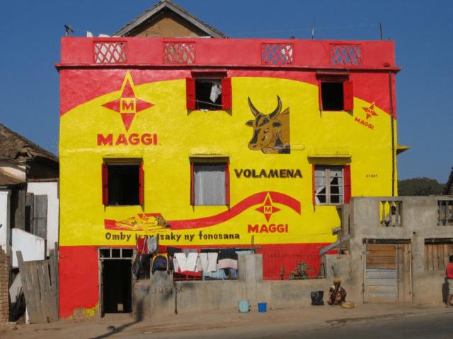 Maison pub