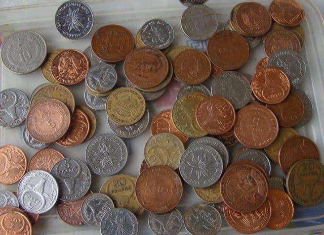 Piece de monnaies
