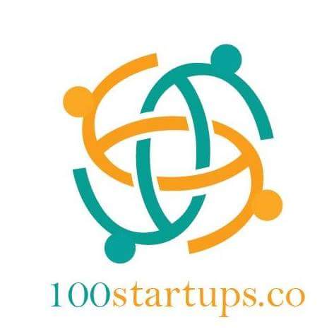 logo 100startups.co