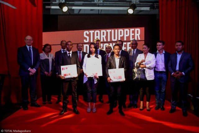 Total Challenge Startupper