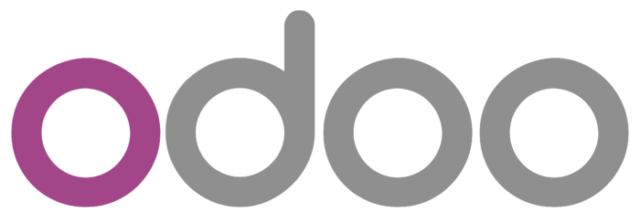 Logo Odoo, un ERP gratuit complet