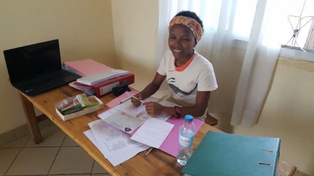 L'administration de l'école associative à Madagascar L'île aux enfants
