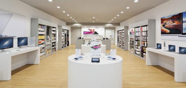 Un Apple Store en Afrique du Sud