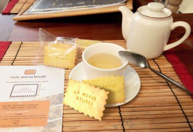 Les biscuits spécialement conçus pour Stileex