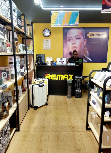 Le comptoir de Remax Store