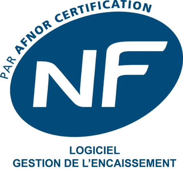 Le logiciel utilisé doit avoir le certificat NF525