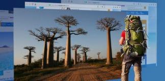 Comment les touristes voient Madagascar sur Internet