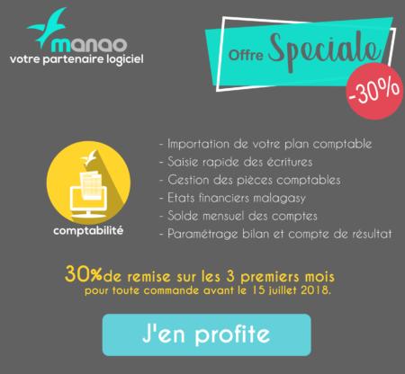 Une offre promotionnelle de Manao Tetika