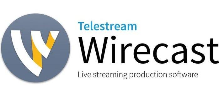 Wirecast, le logiciel de stream pour diffuser en direct ou à la demande des vidéos sur Internet