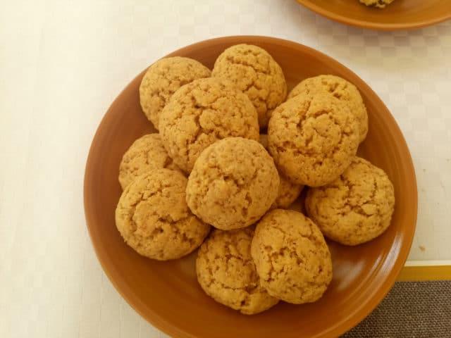 Le fameux cookie Stileex au gingembre et à la carotte