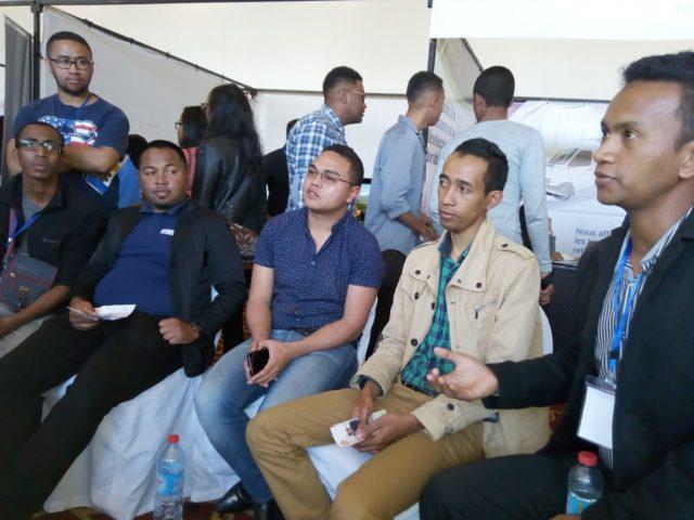 Le fameux barcamp: étude de cas