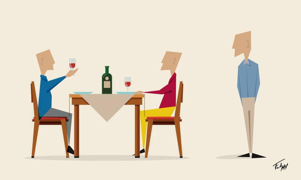 Deux tiers des Malgaches font des sorties au restaurant