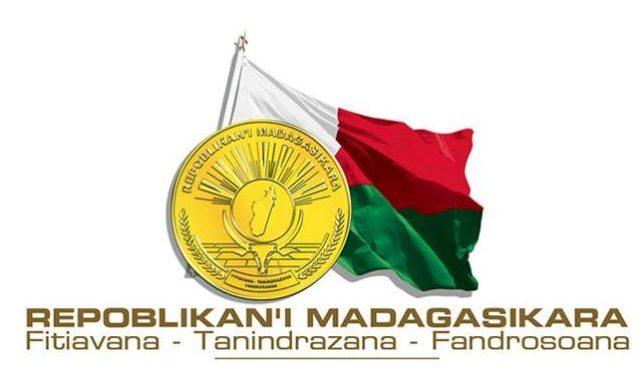 Sceau et devise de la République de Madagascar