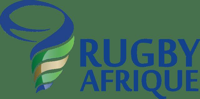 Le logo (2018) de Rugby Afrique, anciennement Confédération africaine de rugby