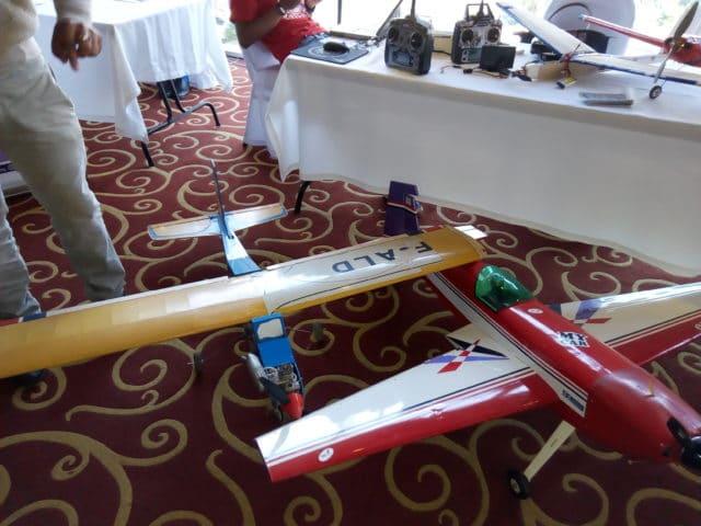 Gasy flight, les drones en bois originaux