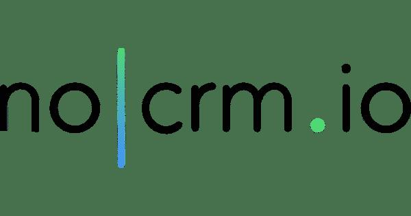 Le logo stylé de noCRM.io