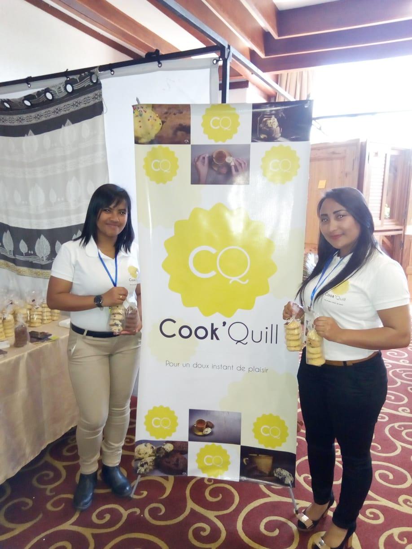 Cook'Quill, les délicieux cookies moelleux