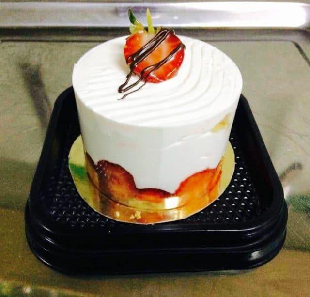 Miam le gâteau xD