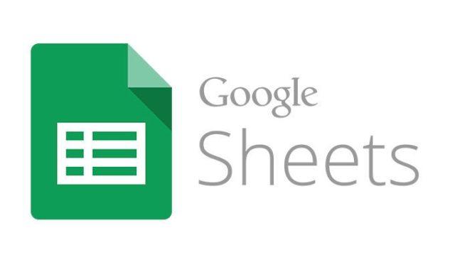 Google Sheet, un tableur en ligne très proche d'Excel