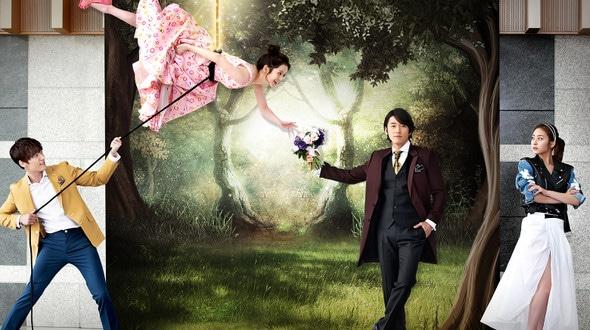 """Fated to love you"" (2014), un drama qui vous fendra le coeur avec Jang Na Ra et Jang Hyuk"