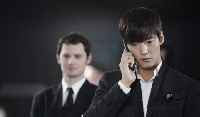 "Le boss qui règle l'affaire, ""The Heirs"" (2013), Choi Jin Hyuk"