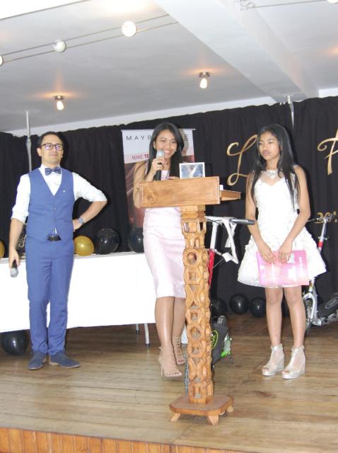 Le prix de la Jeune Plume a été remporté par Ny Tsiky Harindranto Rakotoarimananjatovo