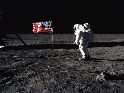 21 juillet 1969:  «Un petit pas pour l'Homme, un bond de géant pour l'humanité»