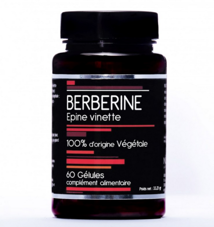 La berbérine en complément alimentaire