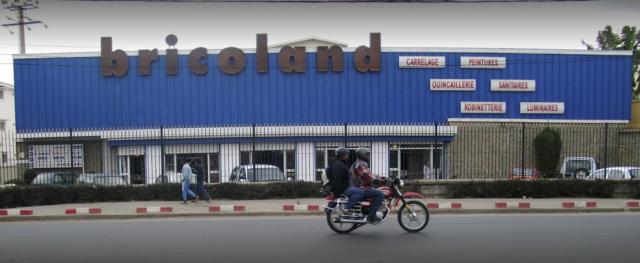 Les bureaux du groupe EDL se trouvent juste derrière Bricoland, rue Dokotera Joseph Raseta Andraharo