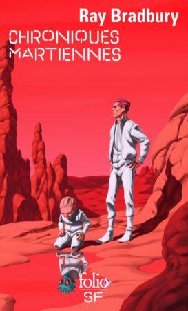 «Les chroniques martiennes» par Ray Bradbury