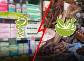 Sondage sur la médecine moderne à Madagascar comparée à la médecine traditionnelle