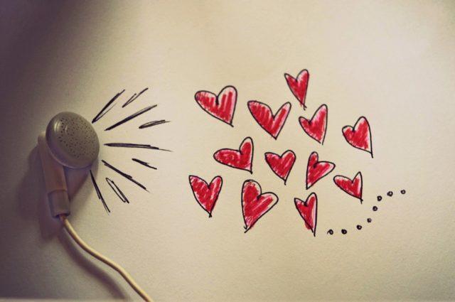 La playlist de l'amour xD