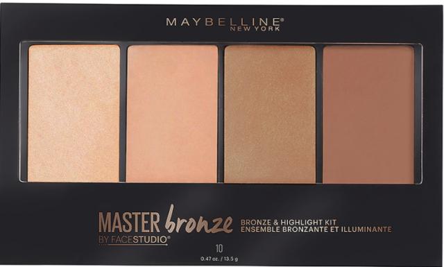 La palette Master Bronze :)