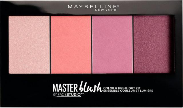La palette Master Blush pour les pommettes