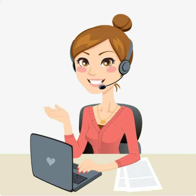 Aider les clients, toujours avec le sourire